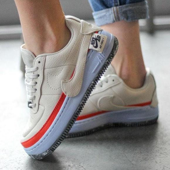 NWT Nike Air Force 1 Jester XX SE Light Bone W NWT